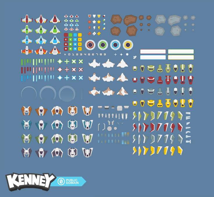 Some Kenney art